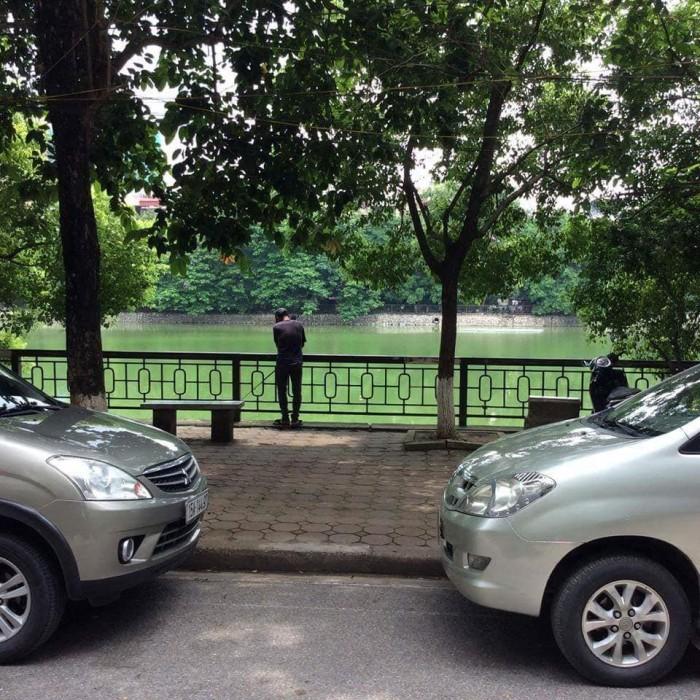 Bán nhà mặt hồ Kim Đồng cực hiếm, ô tô tránh, ở và KD 65m2, 5 tầng