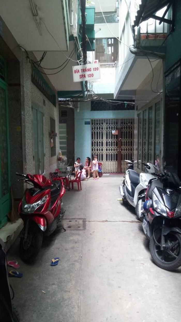 Bán nhà đường Trần Hưng Đạo phường Phạm Ngũ Lão Q1