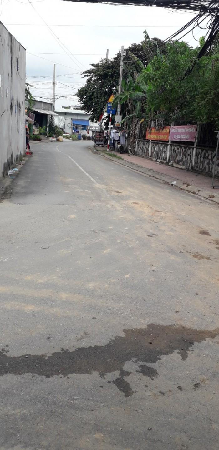 Đất trông khu dân cư Vĩnh Lộc, Bình Tân.
