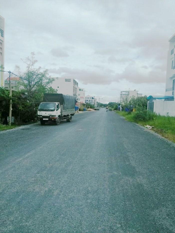 Cần Bán Lô Đường Chính Đất Nền 13A Hồng Quang, Bình Chánh Giá 24 Tr/m2, 100M2