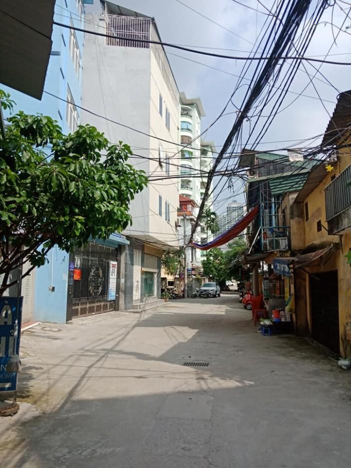 Bán Nhà Phân Lô 78m - 3 Ô Tô Tránh Nhau Kinh Doanh Đỉnh Phố Nguyễn Xiển Quận Thanh Xuân