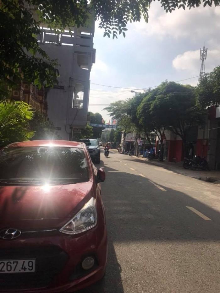 Bán nhà MT Quách Đình Bảo, P.Phú Thạnh, Q.Tân Phú (DT: 4x20m,Cấp 4)