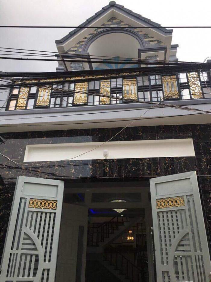 Nhà đường Bùi Văn Ngữ - P.HT - Q12