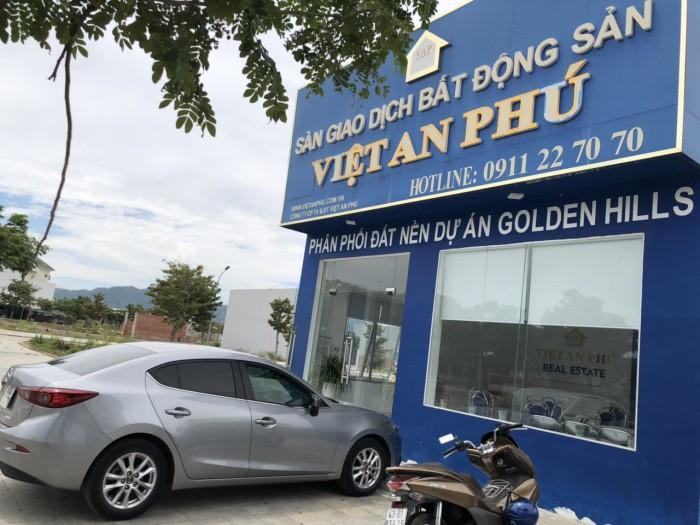 Đất Golden Hills gần đường Nguyễn Tất Thành nối dài