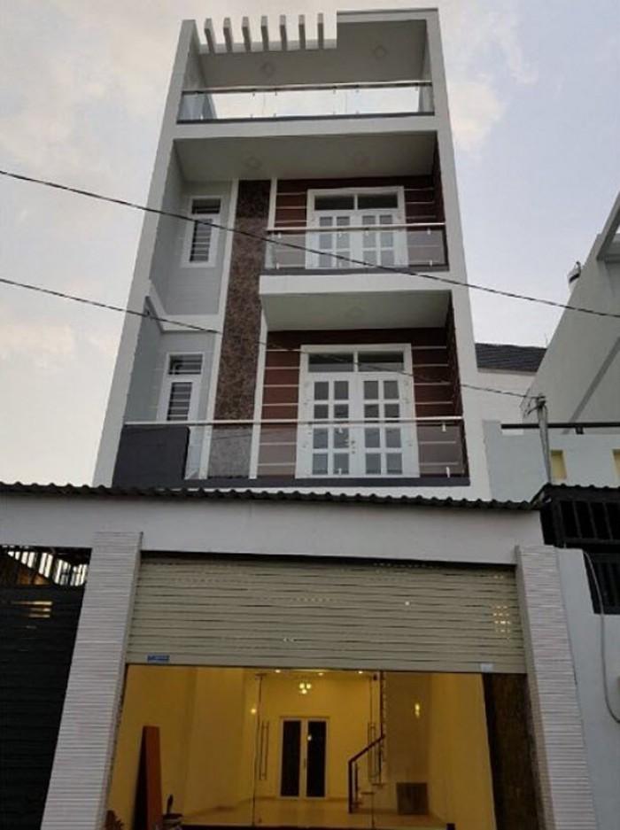 Siêu Khủng!!! Nhà 148M2 MT Bình Tiên, Q6
