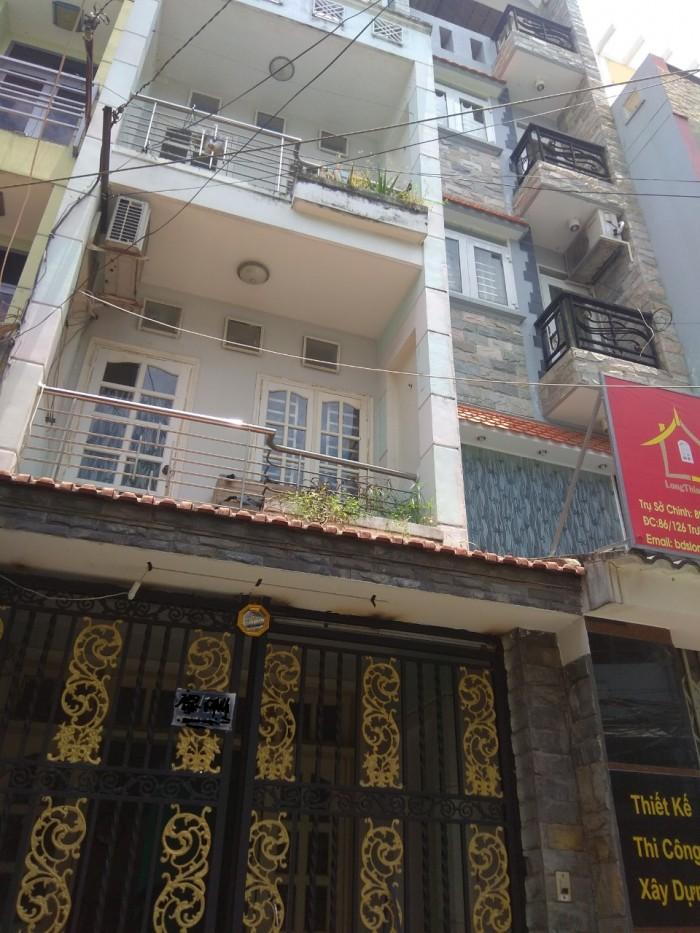 Cần tiền kinh doanh bán gấp nhà HXH Trường Chinh 3 tầng