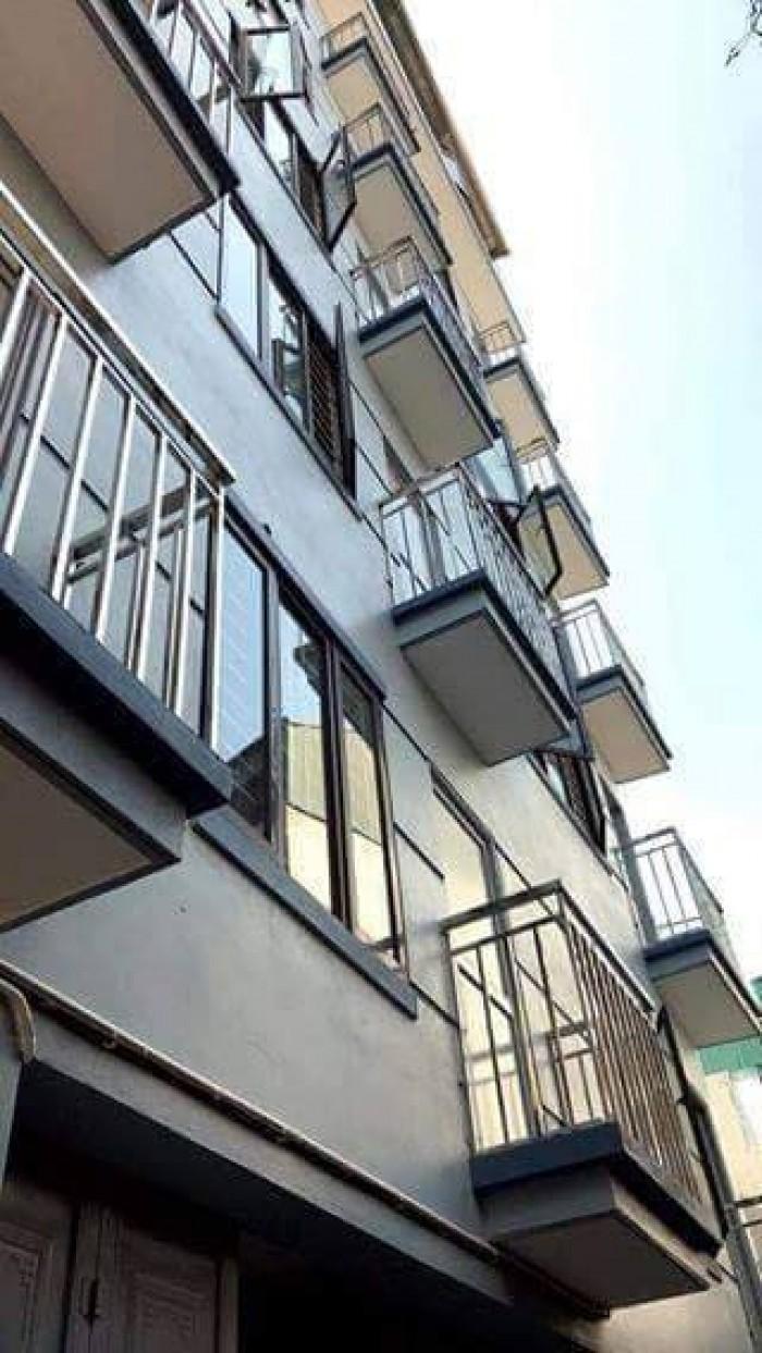 CC mini thang máy (75m2*7T*17P) Mỗ Lao - Hà Đông dành đầu tư kinh doanh nhà cho thuê, lợi nhuận ~ 50tr/tháng.