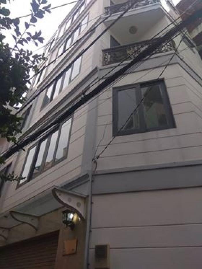 Bán nhà 5 tầng 35m2 HXH Phan Đình Phùng quận Phú Nhuận