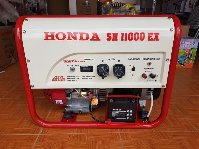 Máy phát điện honda SH 11000 le gió tự động AVR1