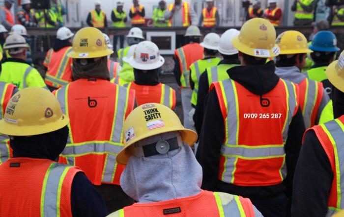 Khai giảng khóa đào tạo chứng chỉ an toàn lao động tại Sóng Thân II Bình Dương