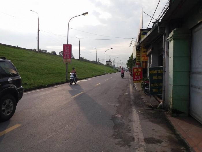 Bán đất tại Tư Đình, Long Biên diện tích 54m ô tô đỗ cửa.