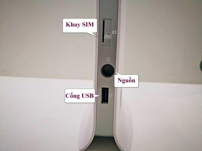 Có khe cắm thẻ Sim 3G/4G trực tiếp nên cho độ ổn định kết nối rất cao.   Huawei B593 - Modem Wifi 3G/4G LTE hỗ trợ 32 user đồng thời