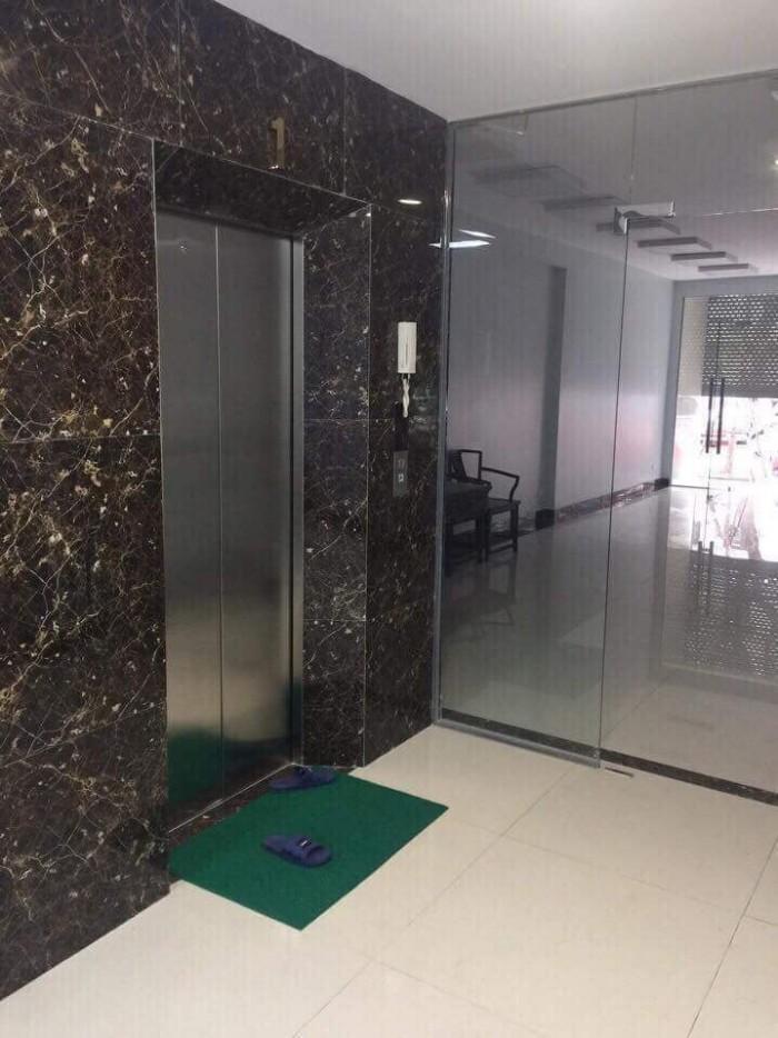 Bán nhà mặt phố Thụy Khuê, 96m2, 7 tầng thang máy, mặt 4.8m, lô góc