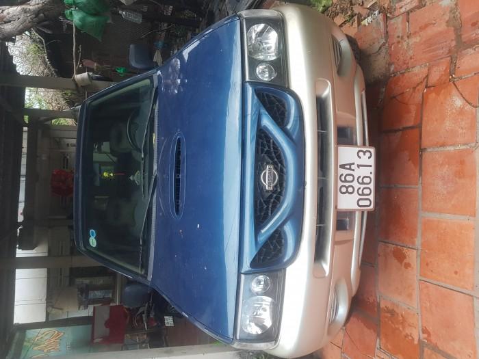 Nissan Khác sản xuất năm 2000 Số tay (số sàn) Dầu diesel