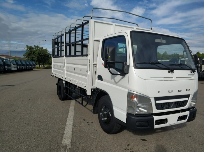 Mitsubishi Fuso sản xuất năm 2018 Số tay (số sàn) Xe tải động cơ Xăng