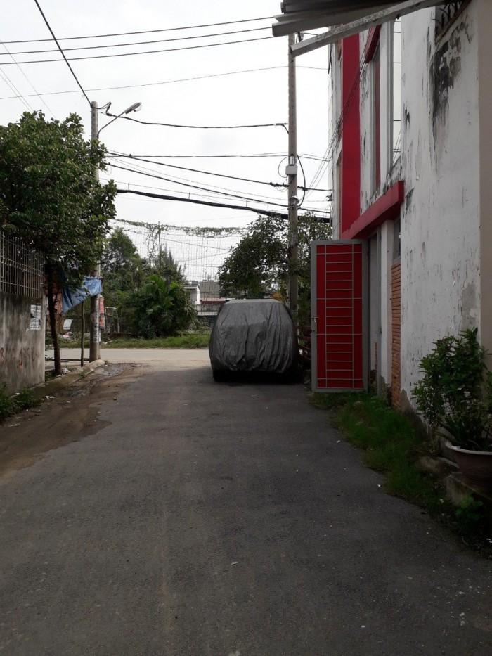 Bán đất nở hậu hẻm xe tải đường 30 Linh Đông 61m2 giá 3 tỷ 1