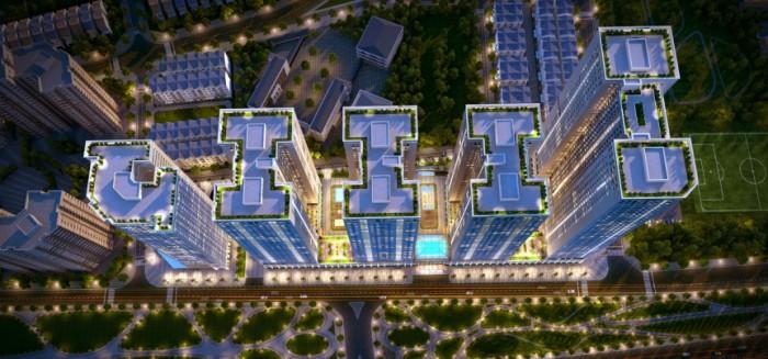 Nhà Ở Xã Hội Eurowindow Park 4 chất lượng thương mại, cách cầu Đông Trù 100m