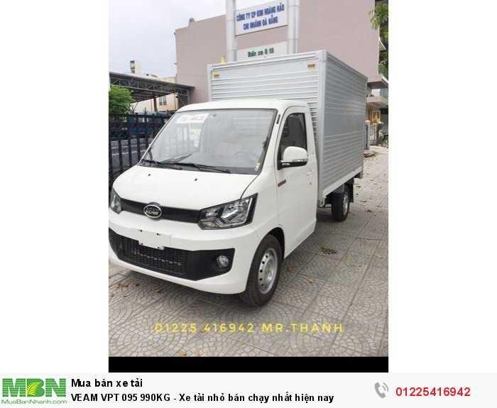 VEAM VPT 095 990KG - Xe tải nhỏ bán chạy nhất hiện nay