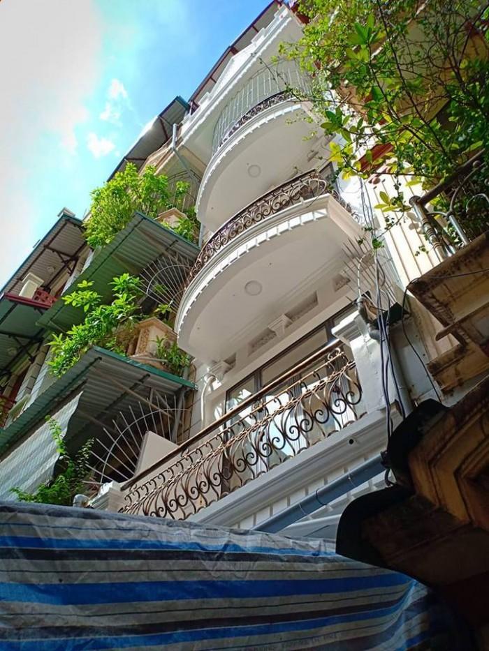 Nhà 4 tầng 54 m2 ngõ chợ Chính Kinh kinh doanh đỉnh