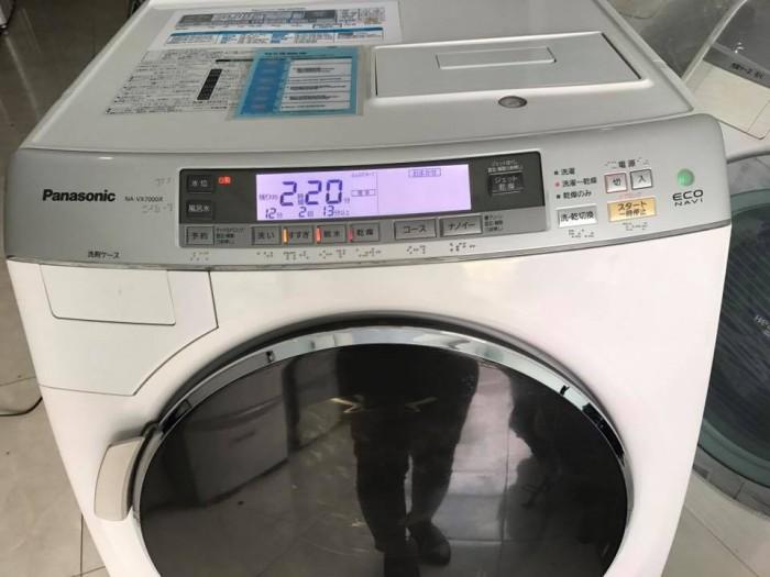 Máy giặt panasonic NA-VX7000 9kg , sấy 6kg  20103