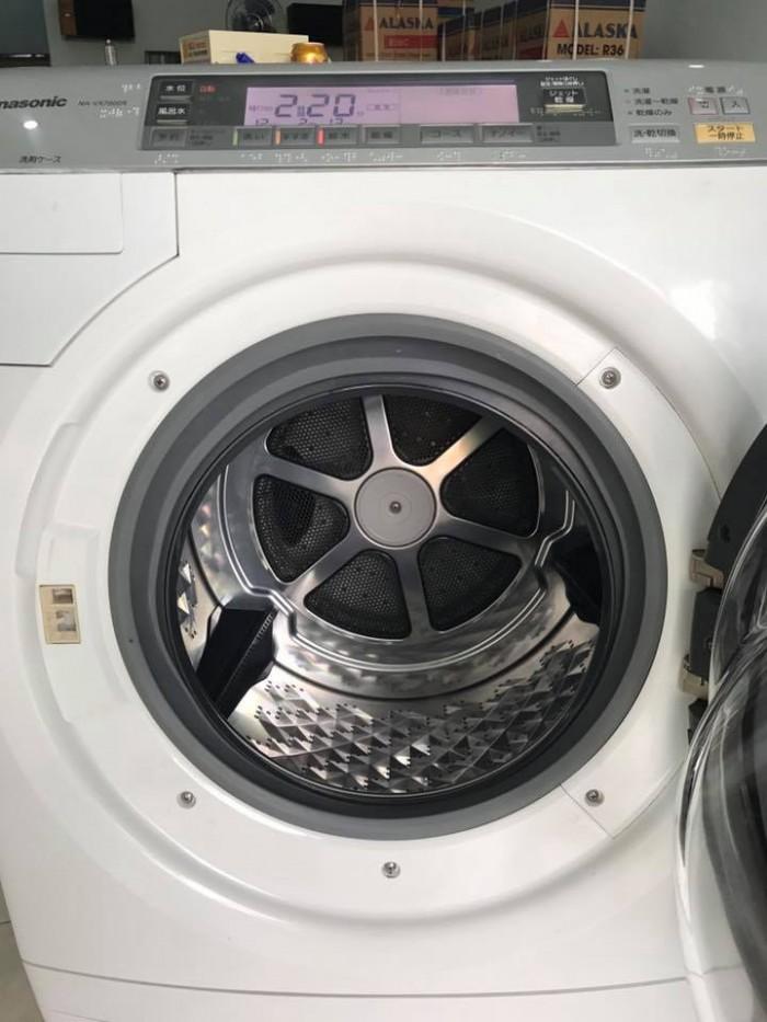 Máy giặt panasonic NA-VX7000 9kg , sấy 6kg  20102
