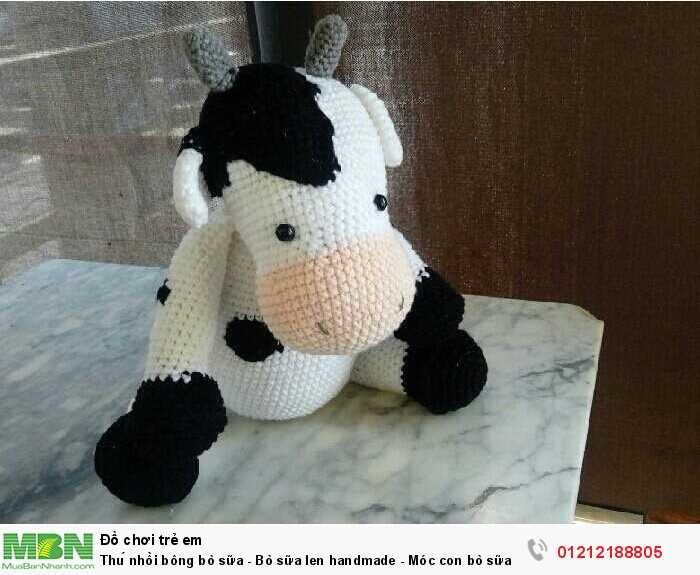 Gấu bông bò sữa3