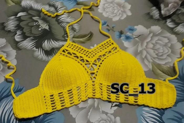 Bikini len màu vàng - SC_130