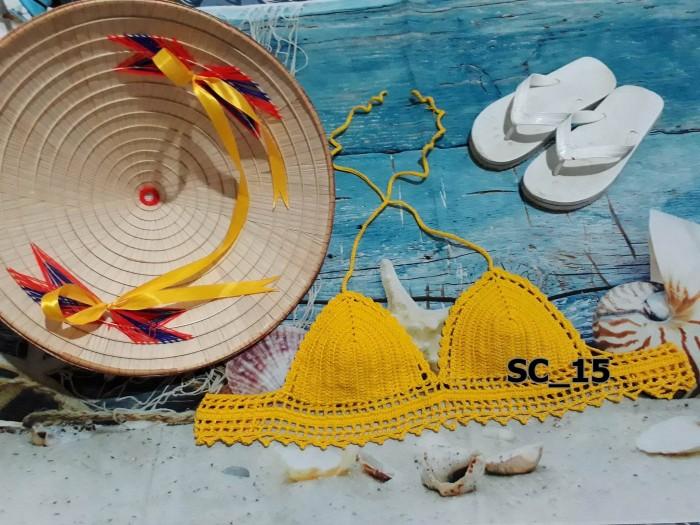 Bikini len handmade - Bikini len móc sỉ - SC_130