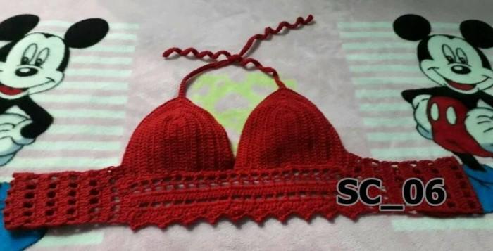 Bikini len hai mảnh - bikini len 2 mảnh - bikini 2 mảnh len - SC_060