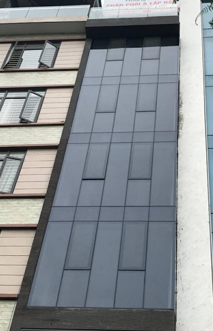 Bán nhà mặt phố Bạch Mai DT 110m*7 tầng, MT 4,1 m