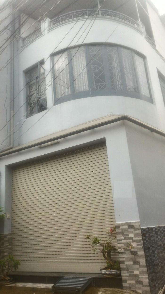 Nhà góc 2 mặt tiền hẻm 4m xe hơi vào được nhà nằm tại Đường Phạm Văn Đồng, Phường 03, Gò Vấp