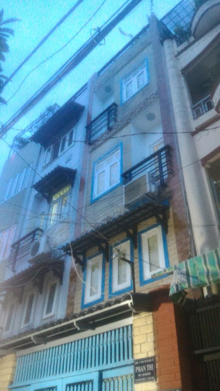 Chủ đổi nhà lớn hơn nên cần BÁN GẤP Nhà HXH Bành Văn Trân, Phường 7, Tân Bình.