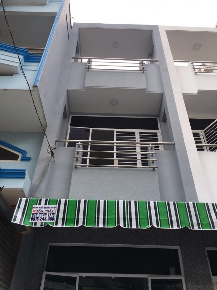 Chủ cần vốn kinh doanh nên gửi BÁN GẤP Nhà hẻm 3m, đường Phan Tây Hồ, Phường 07, Q. Phú Nhuận.