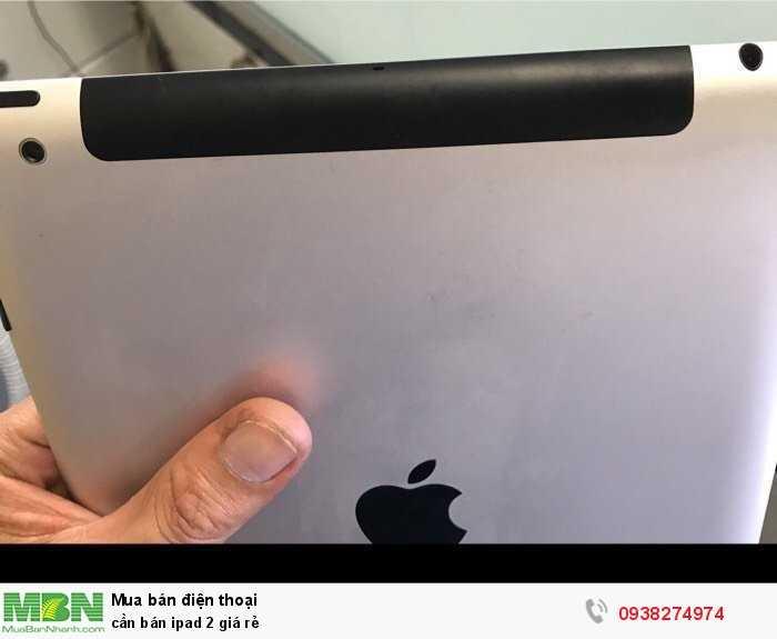 Cần bán Ipad 2 giá rẻ3