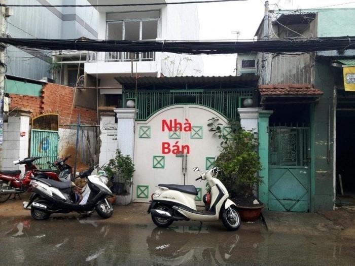 Cần tiền kinh doanh cần bán nhà MT Nguyên Hồng, p11, Bình Thạnh