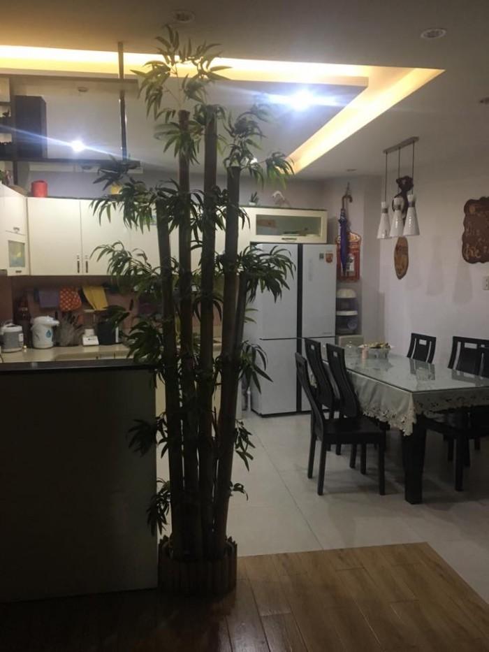 Bán Nhà Định Cư Mỹ , Hxh , Lô Góc, Kinh Doanh Cực Đỉnh Nguyễn Thái Sơn 100M2, 2T