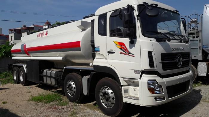 Xe Xitec chở xăng dầu và mooc xăng dầu 4