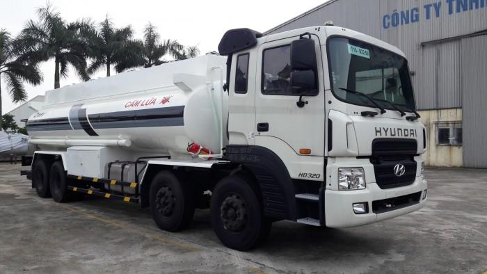 Xe Xitec chở xăng dầu và mooc xăng dầu 2