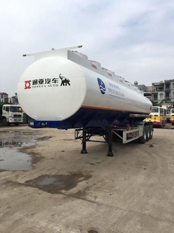 Xe Xitec chở xăng dầu và mooc xăng dầu 0
