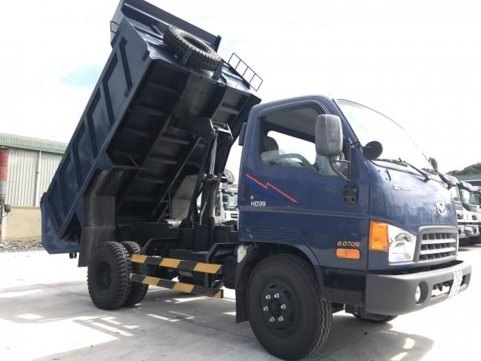 Mua xe tải Ben Hyundai HD99 6 tấn trả trước 100 triệu, giao xe ngay - Gọi 0933638116 (Mr Hùng 24/24)