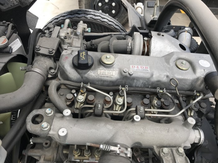 Xe tải Ben Hyundai HD65 2.5 tấn - Hyundai Vũ Hùng cam kết giá rẻ nhất miền Nam