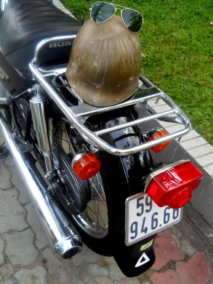 Honda Dòng xe máy khác sản xuất năm 2001