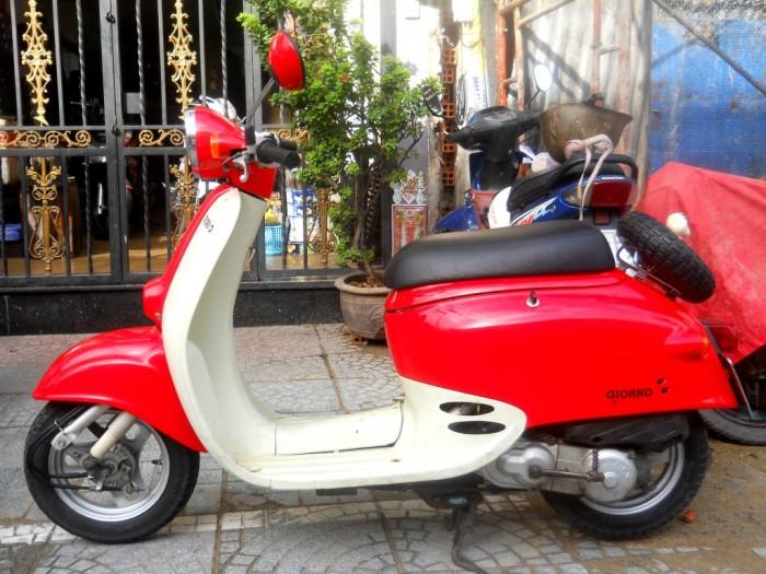 Bán Xe Honda Giorno Tay Ga 50cc Hàng Nhật 4