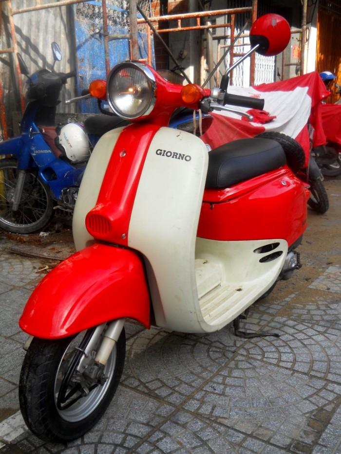 Bán Xe Honda Giorno Tay Ga 50cc Hàng Nhật 2