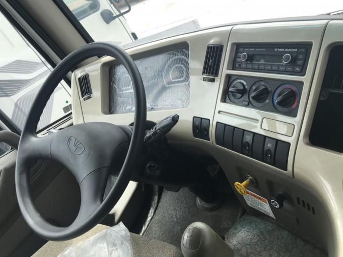 Khuyến mãi mua xe đầu kéo Daewoo 40 tấn - Hyundai Vũ Hùng cam kết giá xe tải rẻ nhất miền Nam - GỌI 0933638116 (Mr Hùng 24/24)
