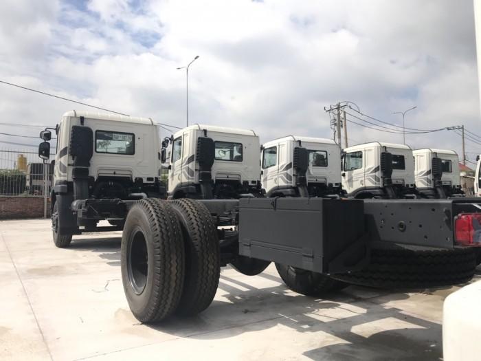 Xe tải Daewoo 9 tấn, đóng thùng theo yêu cầu - Hyundai Vũ Hùng cam kết giá xe tải r...