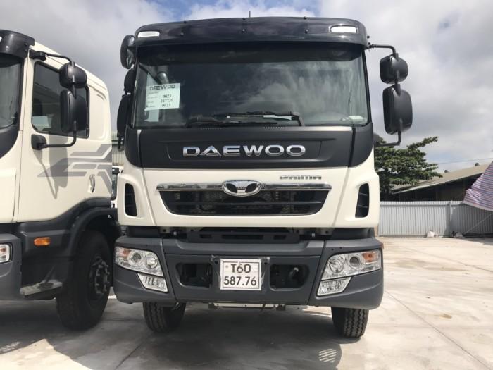 Bán xe tải Daewoo 9 tấn, đóng thùng theo yêu cầu - Hyundai Vũ Hùng cam kết giá xe t�...