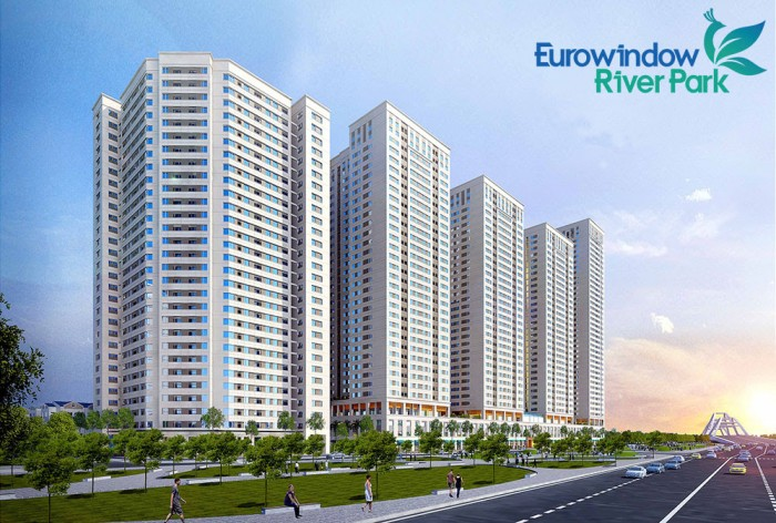 Bán căn hộ chung cư Eurowindow River Park
