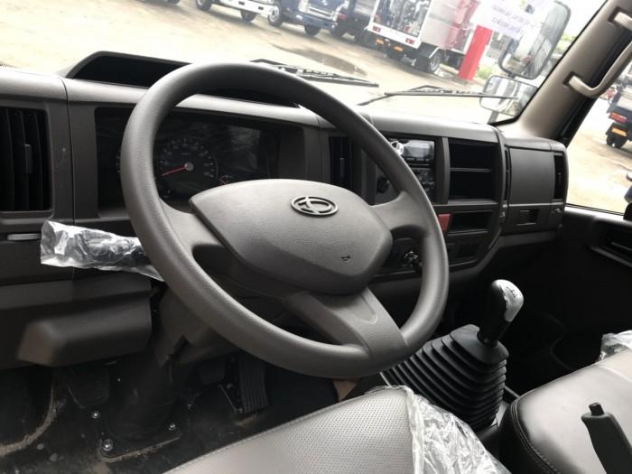 Xe tải Daehan Teraco Tera 240 2.4 tấn, đóng thùng theo yêu cầu - Hyundai Vũ Hùng cam kết giá xe tải rẻ nhất miền Nam - GỌI 0933638116 (Mr Hùng 24/24)