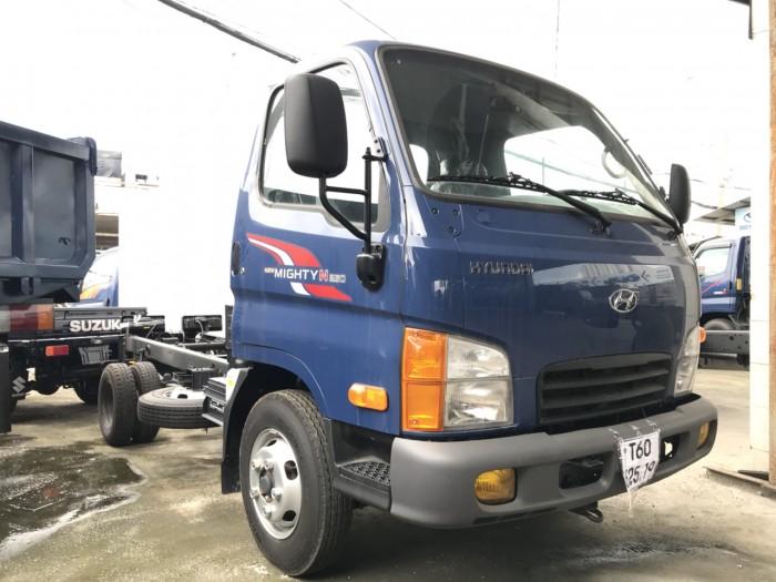Khuyến mãi mua xe tải Hyundai N250 2.5 tấn - Hyundai Vũ Hùng cam kết giá xe tải rẻ n...